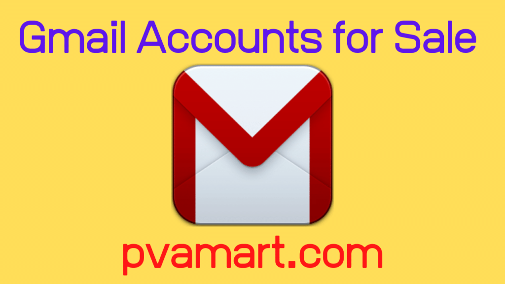 Gmail Accounts for Sale