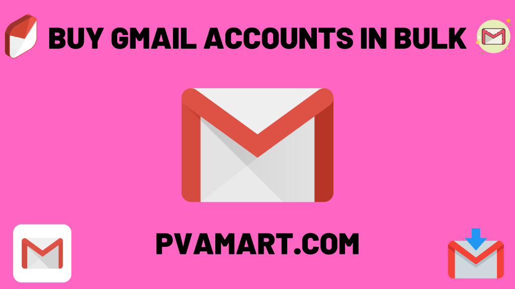 Buy Gmail Accounts in bulk